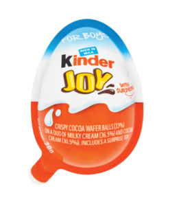 Kinder Joy Egg For Boys - 20g