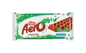 Aero Peppermint Milk Chocolate - Nestle' - 135g
