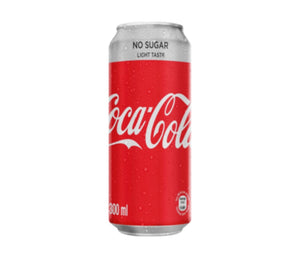 Coca-Cola Light No Sugar - 300ml
