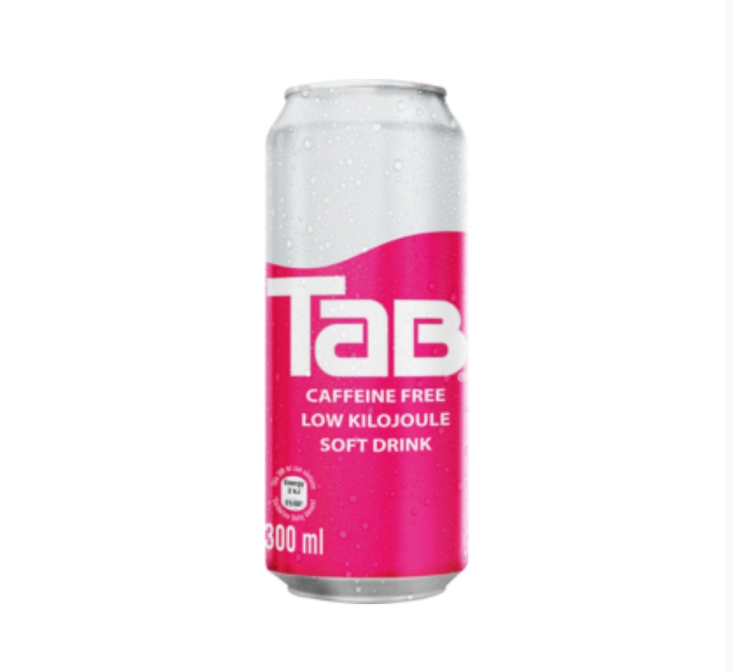 Tab Caffeine & Sugar Free - 300ml