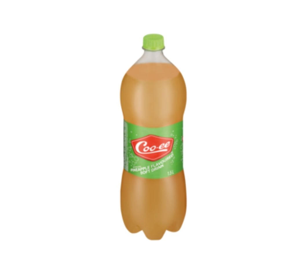 Coo-ee Pineaple - 1.5L
