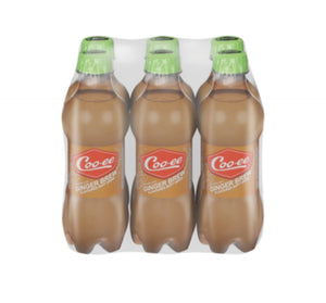 Coo-ee Ginger Beer - 6 x 300ml