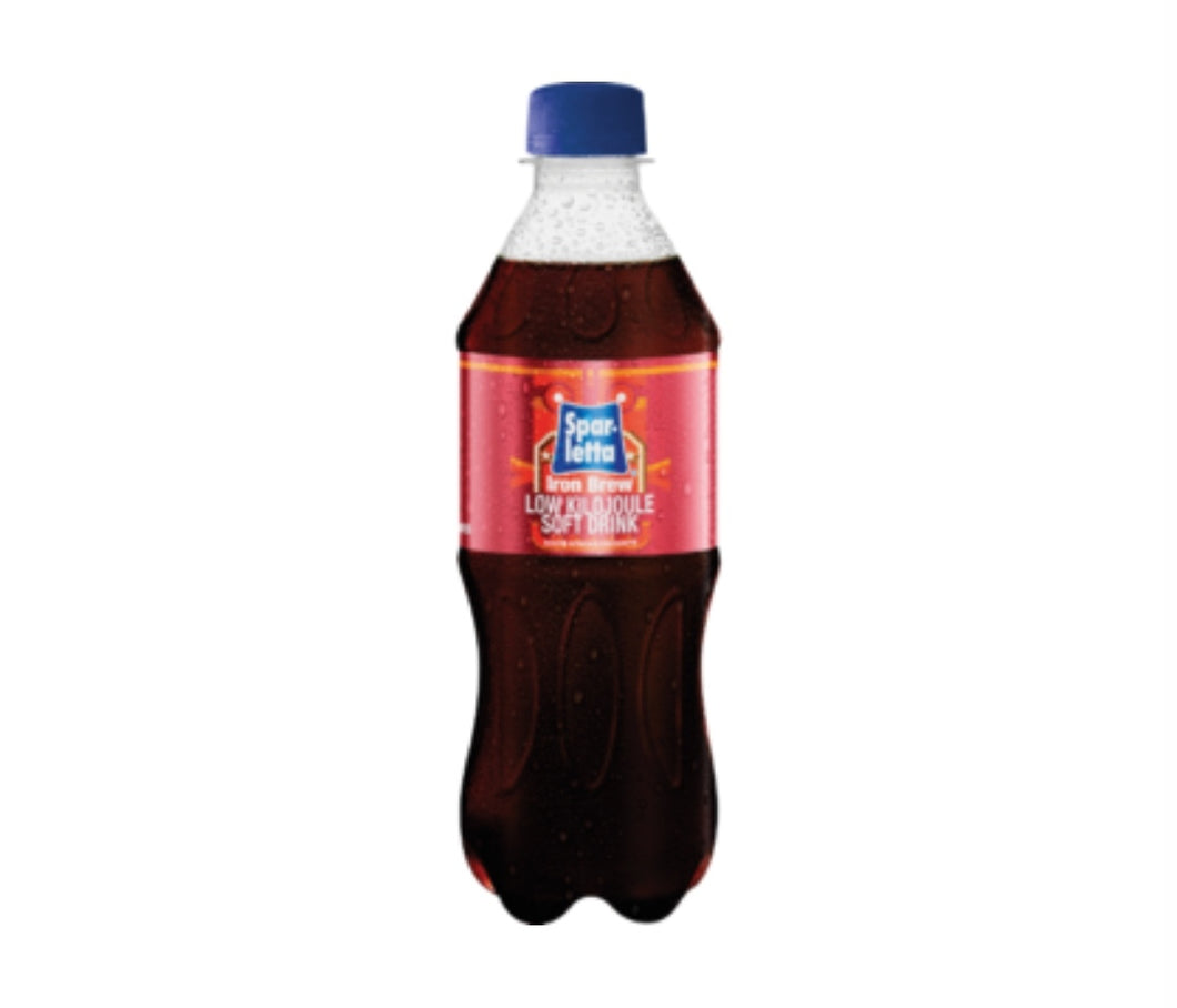 Spar-Letta Iron Brew - 440ml