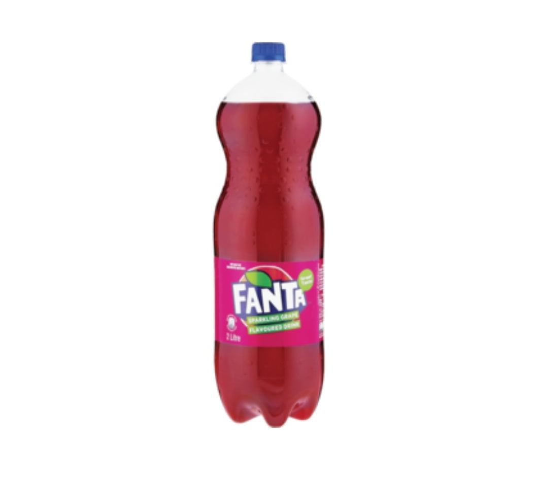 Fanta Grape - 2L