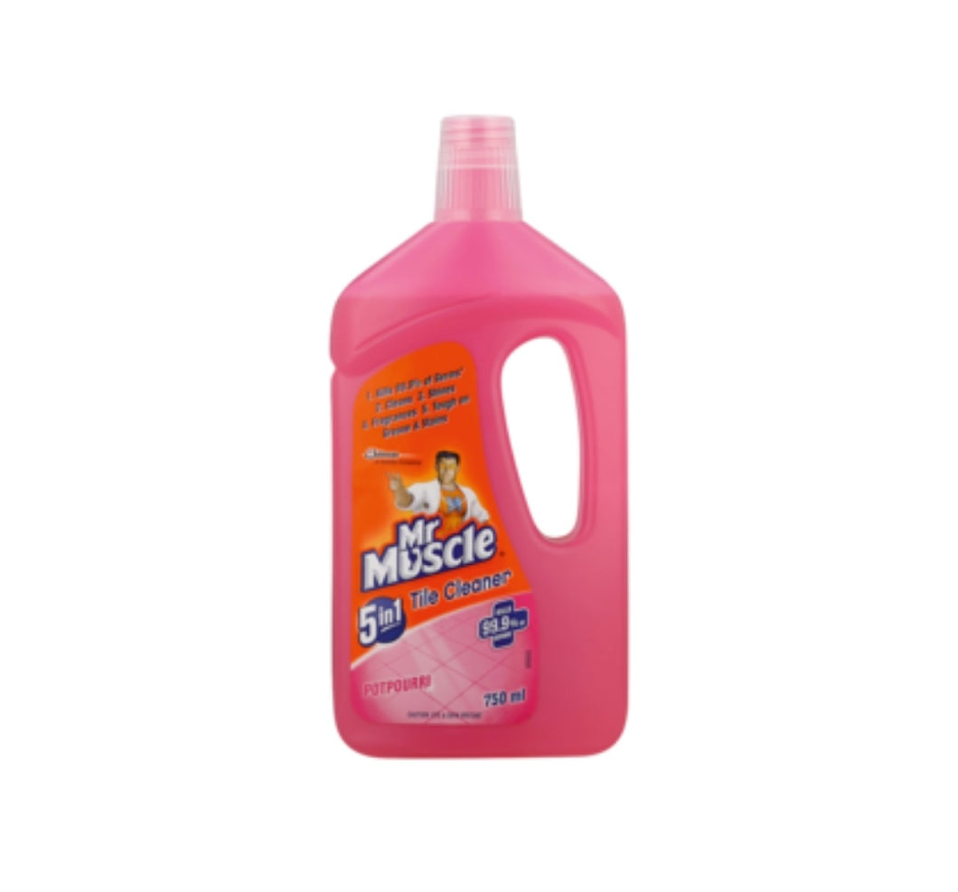 Mr. Muscle Potpourri Tile Cleaner - 750ml