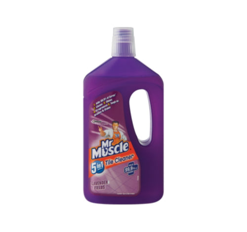 Mr. Muscle Lavender Fields Tile Cleaner 750ml
