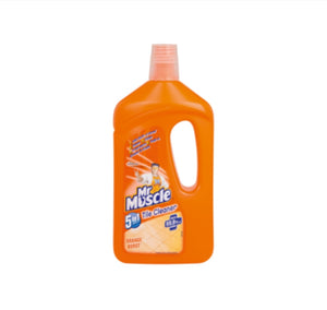 Mr. Muscle Orange Burst Tile Cleaner - 750ml