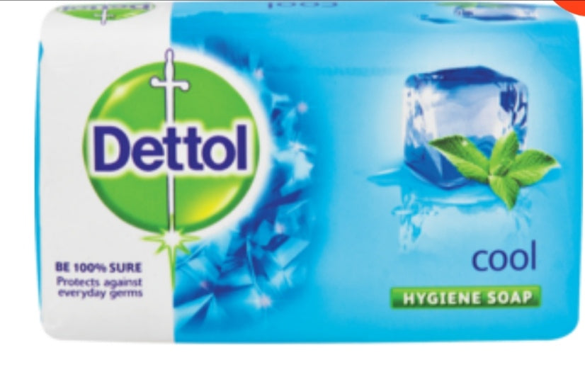 Soap - Dettol Cool - 175g
