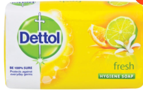Soap - Dettol Fresh - 175g