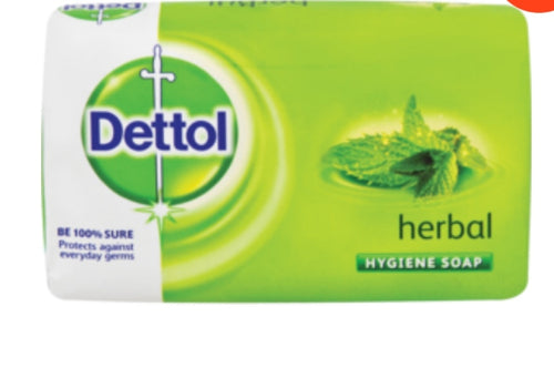 Soap - Dettol Herbal - 175g