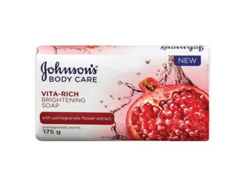 Soap - Johnson's - Vita Rich Pomegranate - 175g