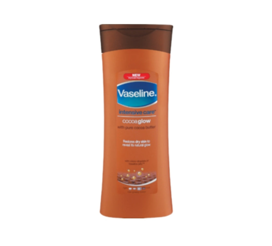 Body Lotion - Vaseline - Cocoa Butter - 400ml