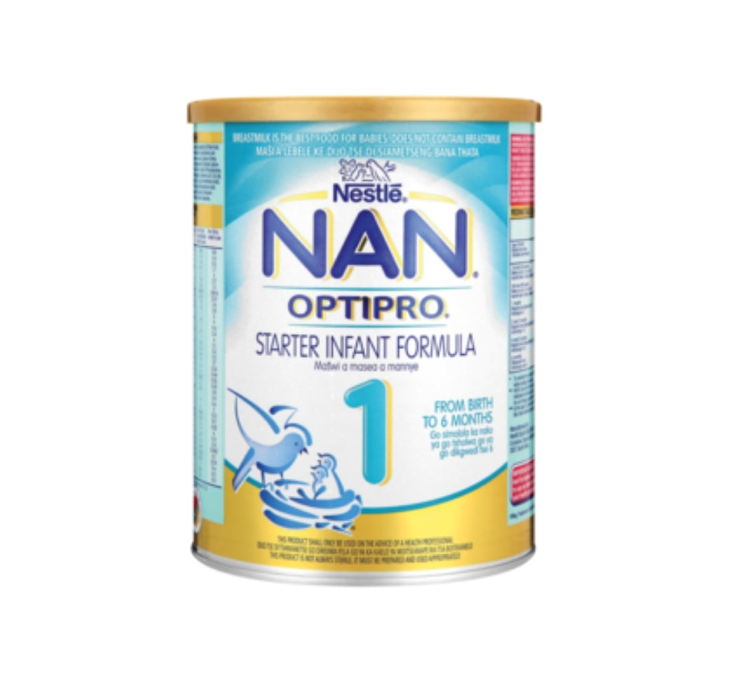 Nestle Nan Optipro No.1 Starter Infant Formula - 900g