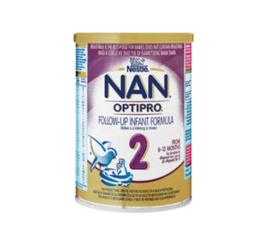 Nestle Nan Optipro No.2 Follow-up Infant Formula - 900g