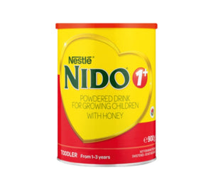 Nestle Nido Toddler No.1+ Growing Up Formula - 900g