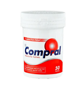Compral Headache Tablets - 50 tablets
