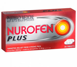 Nurofen Plus - 30 Tablets