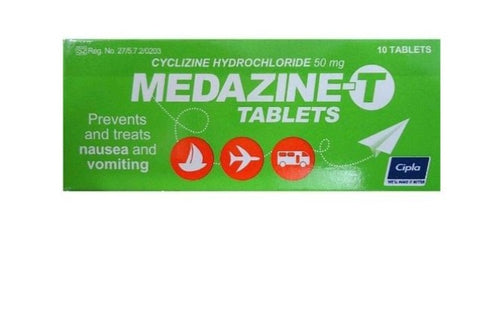 Medazine T - 10 Tablets