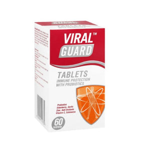 Viral Guard Immune Protection - 60 Tablets