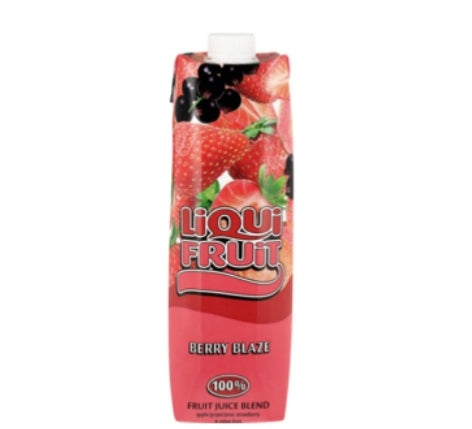 Liqui Fruit - Berry Blaze - 1L