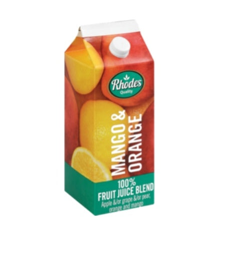 Rhodes - Mango & Orange - 2L