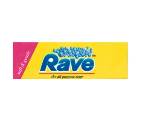 Rave All Purpose Bar Soap - 500g