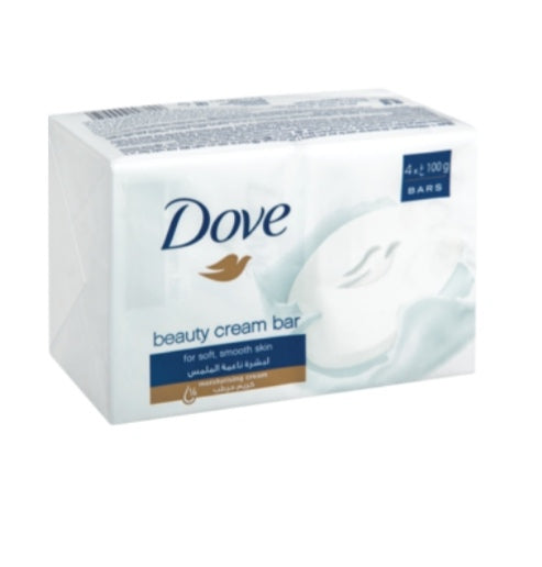 Dove - Beauty Cream - 4x100g