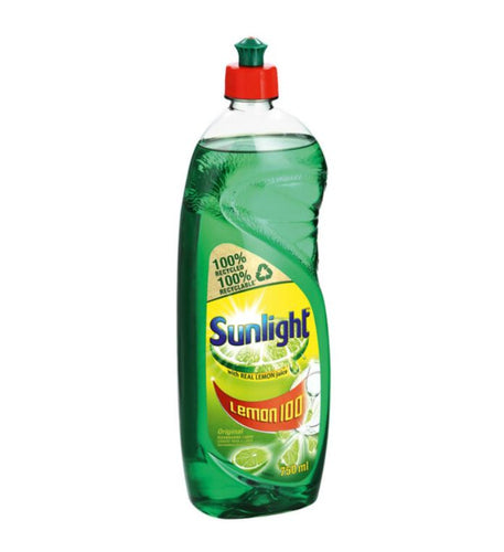 SUNLIGHT DISH WASHING LIQUID 400 ML