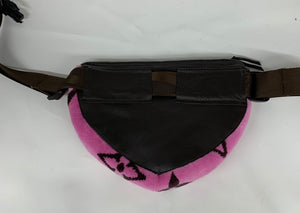 Belt Bag Pink/Brown