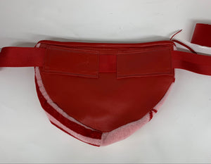Belt Bag Pink/Red
