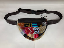 hapy patchwork belt bag