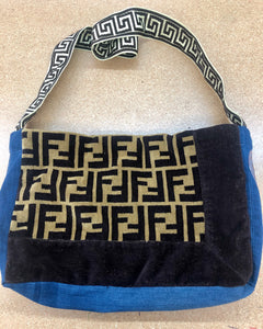 Large designer crossbody