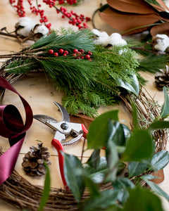 Wreath Workshop - December 11th 2019