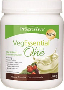 PROGRESSIVE VegEssential All In One (Chocolate - 360 Gr)