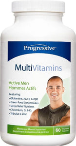 PROGRESSIVE Multi Active Men (60 Caps)