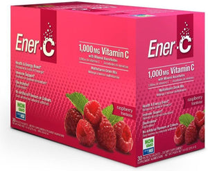 ENER-C Raspberry Box (30 pck)