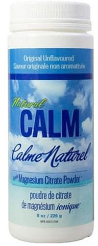 NATURAL CALM Magnesium (Plain - 236 ml )