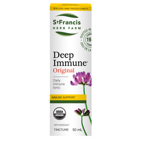 St Francis Deep Immune® Tincture 50ml