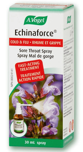 A VOGEL Echinaforce Sore Throat Spray (30 ml)