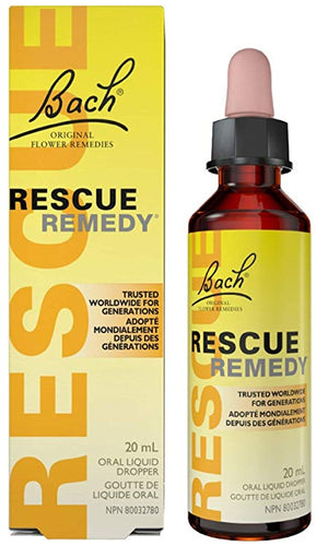 BACH Rescue Remedy (Drops - 20 ml)