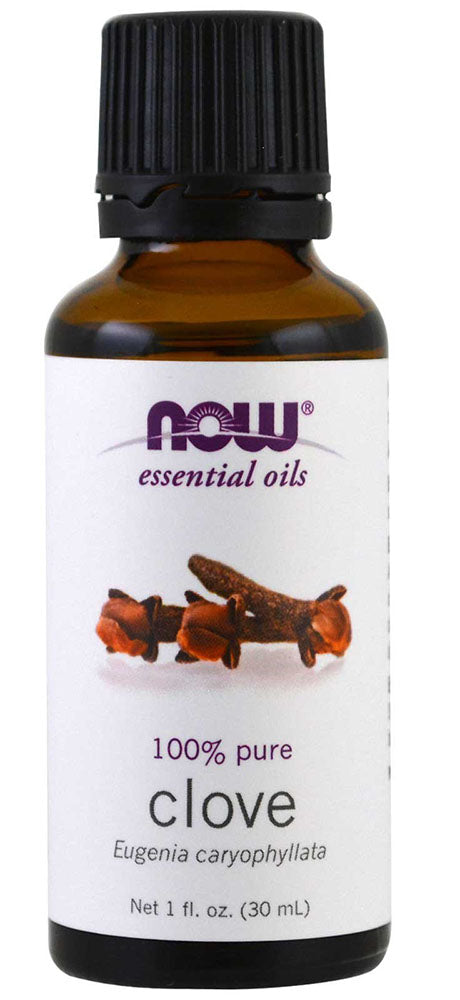 NOW Clove Oil (30 ml)