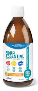 PROGRESSIVE OmegEssential (Orange - 200 ml)