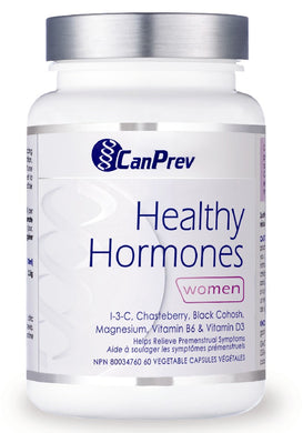 CANPREV Healthy Hormones™  Women (60 caps)