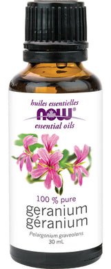 NOW Geranium Oil (30 ml)