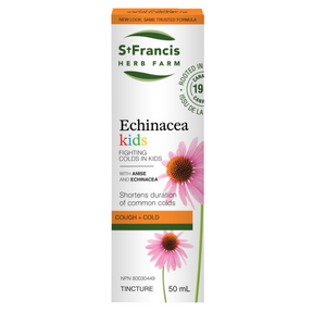 St Francis Echinacea For Kids Tincture 50ml
