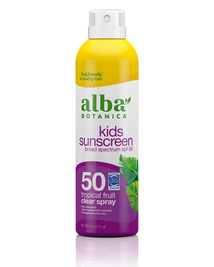 Alba Botanica Kids Spray Sunscreen SPF 50+