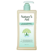 Nature's Aid Shampoo, Grapefruit & Mint, 360ml