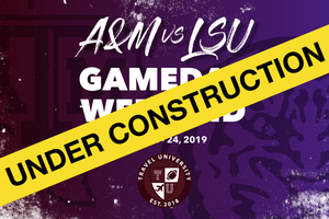 A&M vs LSU Gameday Weekend