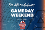 Ole Miss vs Auburn Gameday Weekend | Old Row Tailgate Tour