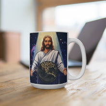 Load image into Gallery viewer, Not alone - Mug (15 oz)